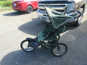 baby trend expedition t.m. jogging stroller