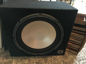 PIONEER AMP AND SUBBOX - GREAT CONDITION. ASKING $50, OBO!