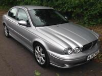 2005 Jaguar X-Type 2.0 D S 4dr