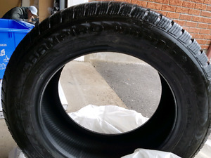 Winter tires barely used 205/60/16