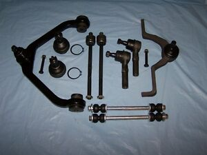 FORD EXPLORER 1998-2001 FRONT SUSPENSION PACKAGE