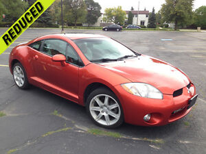 2006 Mitsubishi Eclipse GT 3.8 L V6 265HP + fresh safety & clean