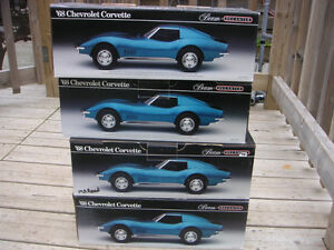 Jim Beam Car Decanters MINT IN BOXES  50+ cars Get One for Dad! Peterborough Peterborough Area image 5