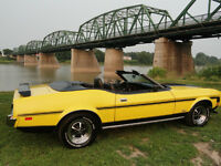 Ford Mustang 1973 Convertible