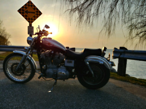 2003 100th Anniversary Harley Sportster MUST GO