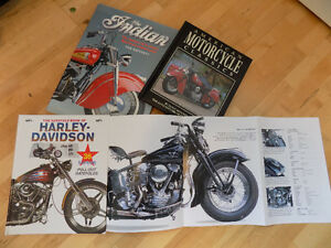 3 Fabulous Motorcycle coffee table books