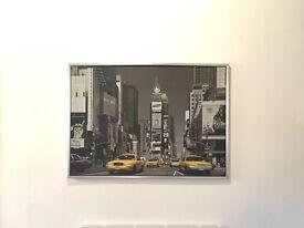 NYC Times Square print
