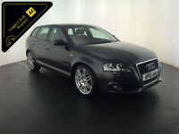 2012 AUDI A3 S LINE TDI DIESEL 168 BHP 1 OWNER FROM NEW FINANCE PX WELCOME