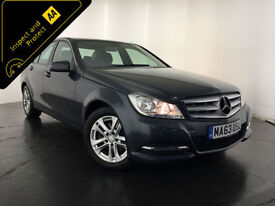 2013 63 MERCEDES C220 EXECUTIVE SE CDI SERVICE HISTORY FINANCE PX