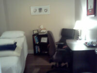 Office Space or Treatment room available Part time