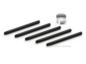 5x-Black-Replacement-Pen-Nibs-Only-for-Wacom-BAMBOO-CTE-MTE-CTL-CTH-Series-NEW