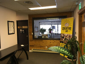Need a office space downtown Whitehorse?