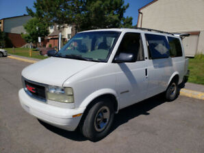 2002 GMC Safari / Chevy Astrovan with 2 year warranty included