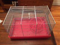 petite cage pour hamster