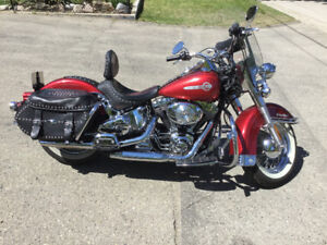 Heritage Softail excellent condition