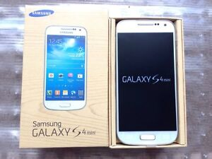 Galaxy S4 mini unlocked