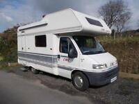 LMC Liberty A560 5 Berth Motorhome LHD In great condition