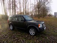 2006 Land Rover Discovery 3 2.7TD V6 SE nvs ltd