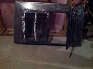 Wood Burning Fire Place Door London Ontario image 2