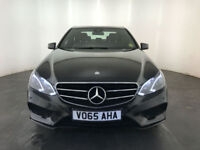 2015 65 MERCEDES E220 AMG NIGHT EDITION AUTO 1 OWNER SERVICE HISTORY FINANCE