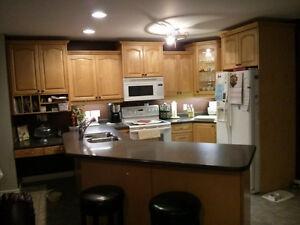 custom kitchens/countertops/reception counters/custom furniture Windsor Region Ontario image 1