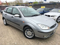 Ford Focus 1.6i 16v 2004MY Edge