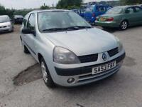 2003 Renault Clio 1.2 Extreme 3dr