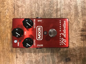 MXR 78' Distortion Pedal