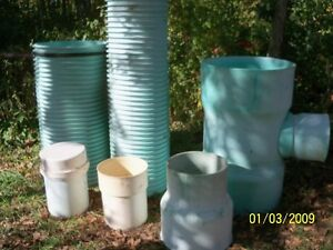 Culverts and various pieces REDUCED $50 ALL