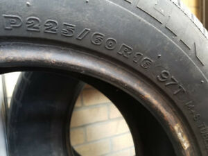 salling tires for 80$