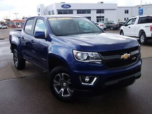 2016 Chevrolet Colorado Z71 Crew Cab Short Box 4x4