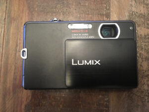 Panasonic Lumix DMC-FP3 Camera