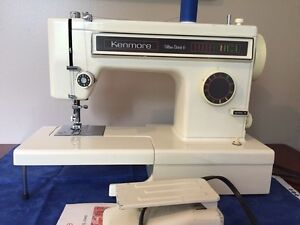 Kenmore Ultra-Stitch Sewing Machine