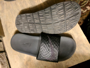 Nike sandals size 12