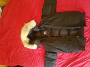 Canada Goose Chilliwack Bomber Jacket (Black) - Small