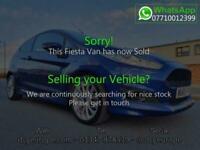 2015 Ford Fiesta 1.5 TDCi Sport Van Hatchback Diesel Manual