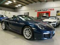 2014 Porsche Boxster 2.7 24V PDK 2d 265 BHP ONE OWNER FROM NEW!!