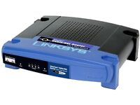 Linksys Router cable/DSL Etherfast 4 ports - BEFSR41
