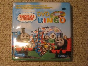 Thomas & Friends BINGO