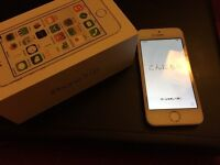 Iphone 5S,Unlocked,32GB,perfect condition,glass protector on screen!!