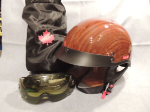 Motor Bike Helmet Brand New. Size Medium.
