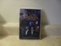 New in plastic Celtic Thunder Take me home DVD