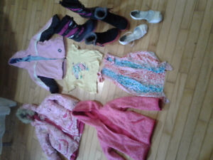 Kids Jackets and Shoes