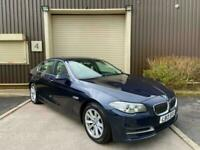 (13) 2013 BMW 520d SE 4dr Step Saloon Automatic Great Spec Blue Finance FSH