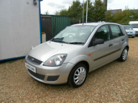 Ford Fiesta 1.25 2007. Style Climate 5 door h/back