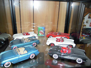 Danbury Mint Corvettes