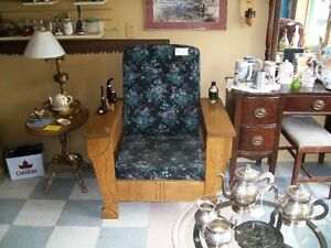 1940's Smokers Chair