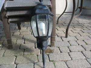 Luminaires extérieurs résidentiels