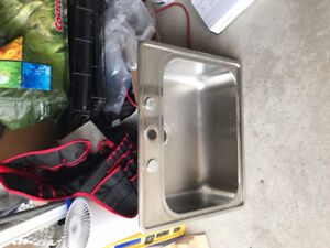 Used Blanco Kitchen Sink
