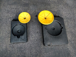 Wedco Oil drain pans (Large $10 - Small $7 or $15 for both)